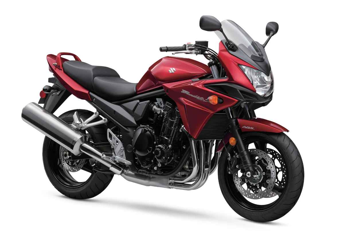 2016 Suzuki Bandit 1250S Available Colors and Specs