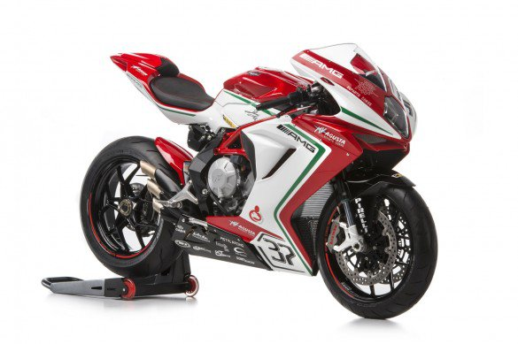 2016 MV Agusta F3 RC 675 and 800 Announced