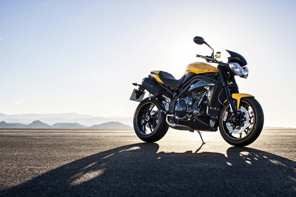 Triumph Speed Triple 94 Review