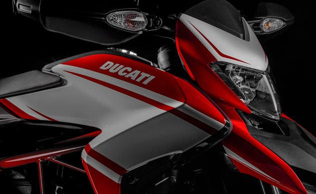 Ducati Hypermotards Launched for 2016