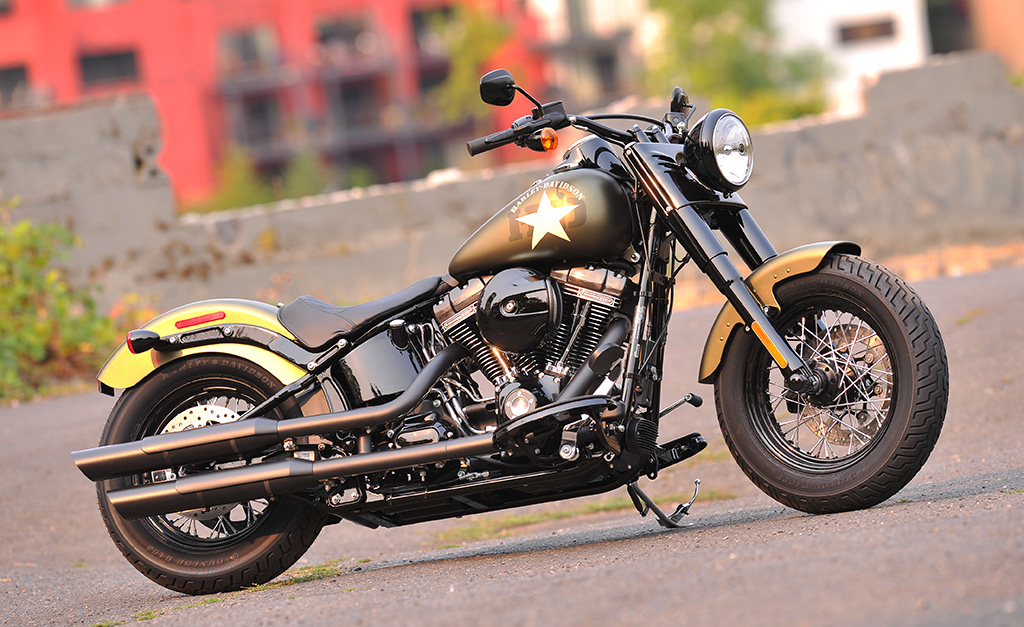 2016 Harley-Davidson Softail Slim S Price and Colors