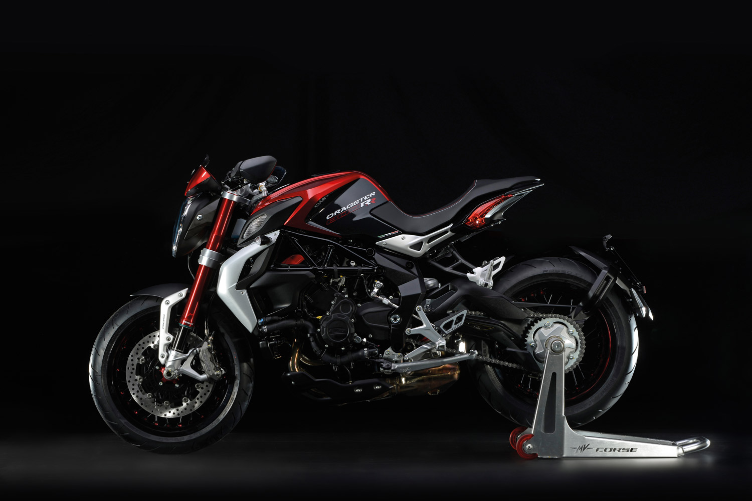 2016 MV Agusta Brutale 800 Dragster RR Price and Specs