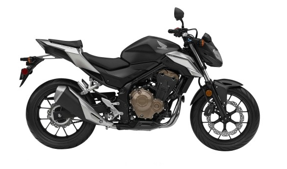 2016 Honda CB500F Colors and Specs