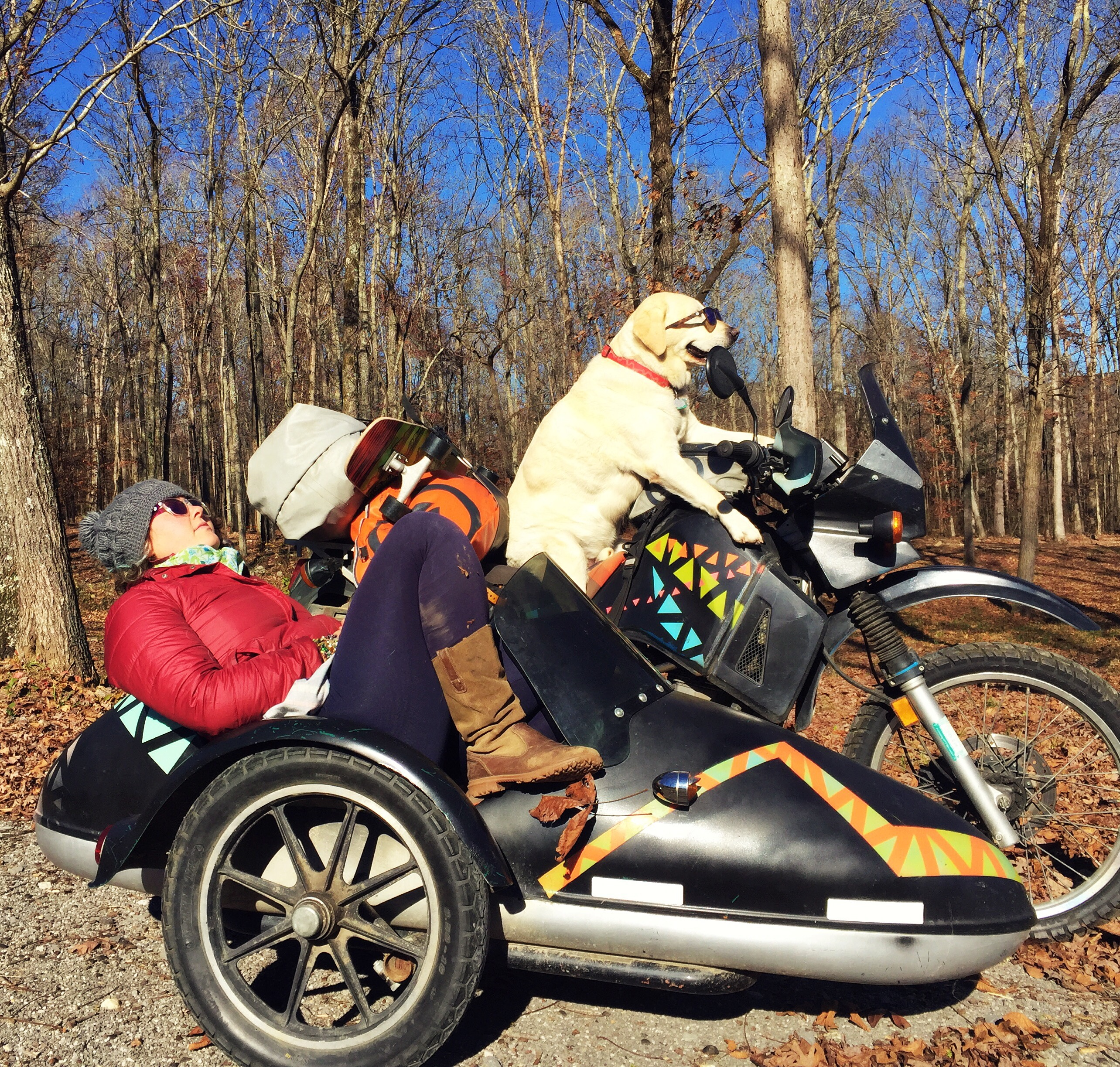 Motorcycle Adventure Challenge: Operation Moto Dog